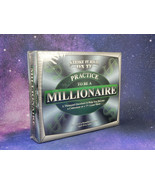 Practice to be a MILLIONAIRE, Strike it Rich ON TV, Question Game, Vinta... - $14.69