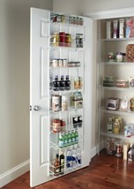 """18"""" Wall Closet Organizer Over The Door Laundry Rack Storage Pantry Hold... - $39.43"""
