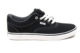 VANS Mirada (Twill) Black/White UltraCush Chukka Low Men's Skate Size 7 image 2