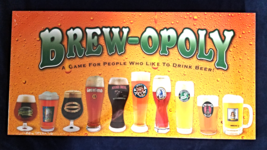 Brew-Opoly Monopoly Board Game by Late for the Sky - $18.00