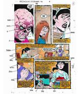 Original 1993 Spider-man Marvel color guide art:Avengers foe Zemo/MOREIN... - $24.74