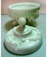 "Westmoreland # 1084 ""Argonaut"" Shell covered candy dish - $20.00"