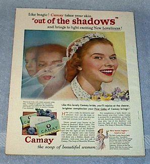 Dell Screen Stories Movie Magazine June 1952 Allyson Hayward