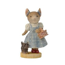 Enesco Tails with Heart Dorothy Mouse Home Decor - $28.42