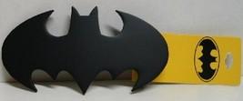 DC Comics Batman Bat Chest Logo Die-Cut Metal Belt Buckle 2006, NEW UNUSED - $24.18