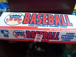 1990 Fleer Baseball Factory Sealed Complete Set 672 Hobby Edition Cards W11 - $8.90