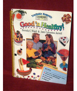 Teachable Moments Cookbook For Kids Good 'n Healthy Ward Jarrell Family ... - $29.00