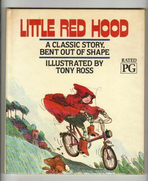 Little Red Hood, A Classic story bent out of shape, Rated PG