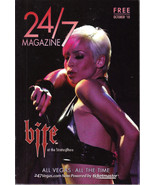 BITE at  STRATOSPHERE @ 24/7 Magazine October 2010 - $4.50