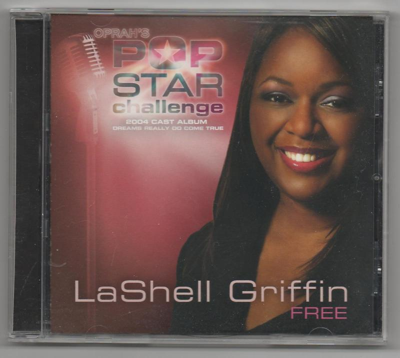 LaShell Griffin Free 2 Track Promo CD