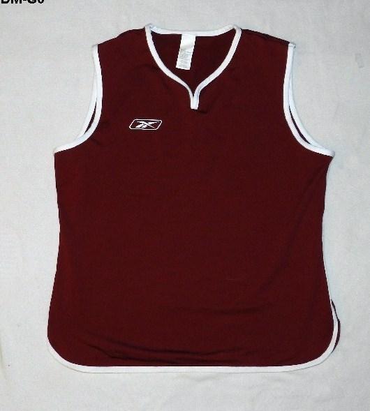 Dm g6 maroon raebok shirt