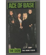 Ace of Base The Sign (VHS, 1994) - $9.29