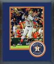 George Springer 2018 MLB All-Star Game - 11x14 Team Logo Matted/Framed P... - $42.95