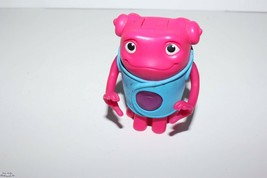 McDonald's Toy Loving Oh Pink Alien Figure Boov #4 Home Happy Meal Toy - $1.97