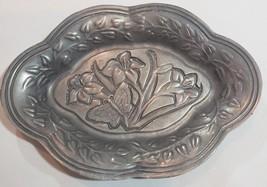 Lenox Butterfly Meadow Metal Serve Ware 9 Inch Tray - $10.73
