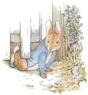 Giant Treasury of Peter Rabbit 1980 HC Beatrix Potter Origin