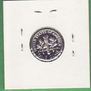 1979 S proof Dime type 1