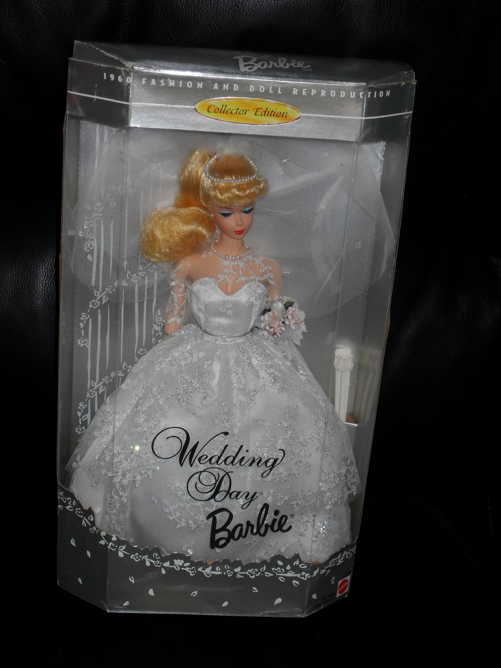 1996 Wedding Day Barbie New In The Box