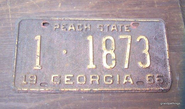 Tag peach state 001