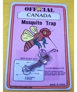 Canadian Official Mosquito Trap Only For Those ... - $10.00