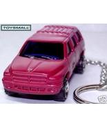 KEYCHAIN 98~2000~2001~2002~2003 RED DODGE DU... - $24.99