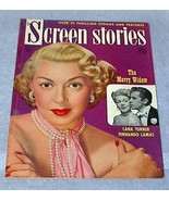 Dell Screen Stories Movie Magazine April 1952 Douglas Hayes - $7.95