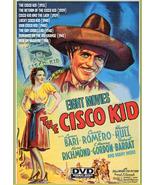 CISCO KID MOVIE COLLECTION - $28.98
