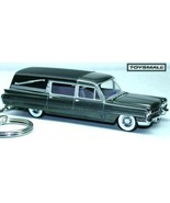 HTF RARE 1963/1964/1965 CADILLAC HEARSE KEY CHAIN RING - $39.95
