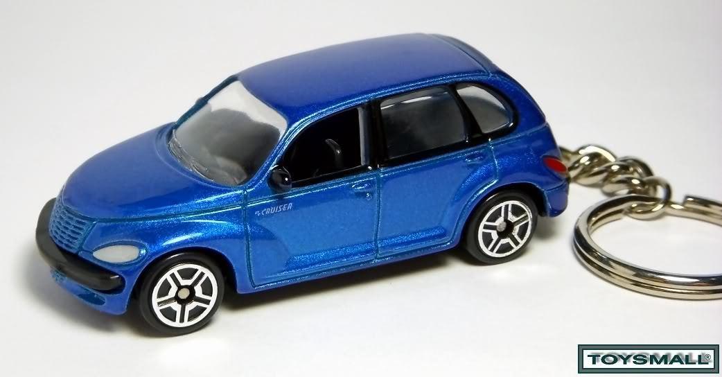 KEY CHAIN RING 2004~2005~2006~2007~2008 BLUE PT CRUISER N