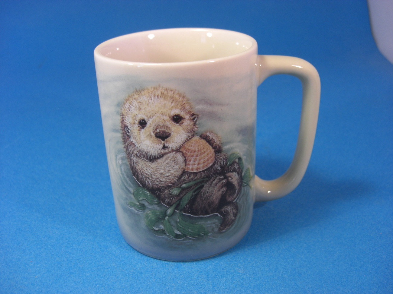 Otagiri Nature's Endangered SEA OTTER Mug The Fraser Collection