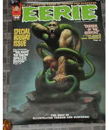 Eerie #38  Monster Magazine Poster 1972 - £17.64 GBP