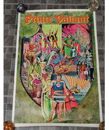 Prince Valiant Poster Limited Edition 1975  - £17.64 GBP