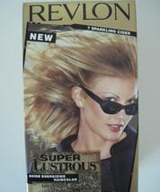 Revlon Super Lustrous Shine Enhancing Haircolor 7 Sparkling Cider  - $9.00