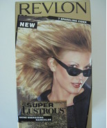 Revlon Super Lustrous Shine Enhancing Haircolor... - $9.00