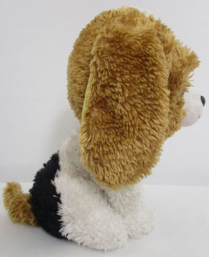 TY Beanie Boo Buddies COOKIE Brown Dog Hang and 50 similar items 38d01d76862d