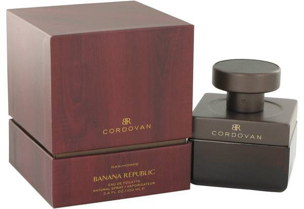 Cordovan Cologne  By Banana Republic for Men 3.4 oz Eau De Toilette Spray