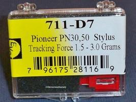 711-D7 NEEDLE STYLUS for Pioneer PN-30 PN-50 Panasonic EPS-34 EPS-38 EPS-41 - $14.20