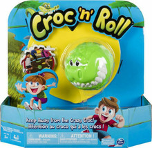 Croc 'N' Roll - Fun Family Game for Kids Ages 3 and Up - $16.82
