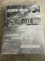 2013 Lattina Am Outlander Renegade Servizio Officina Negozio Repair Manu... - $188.13