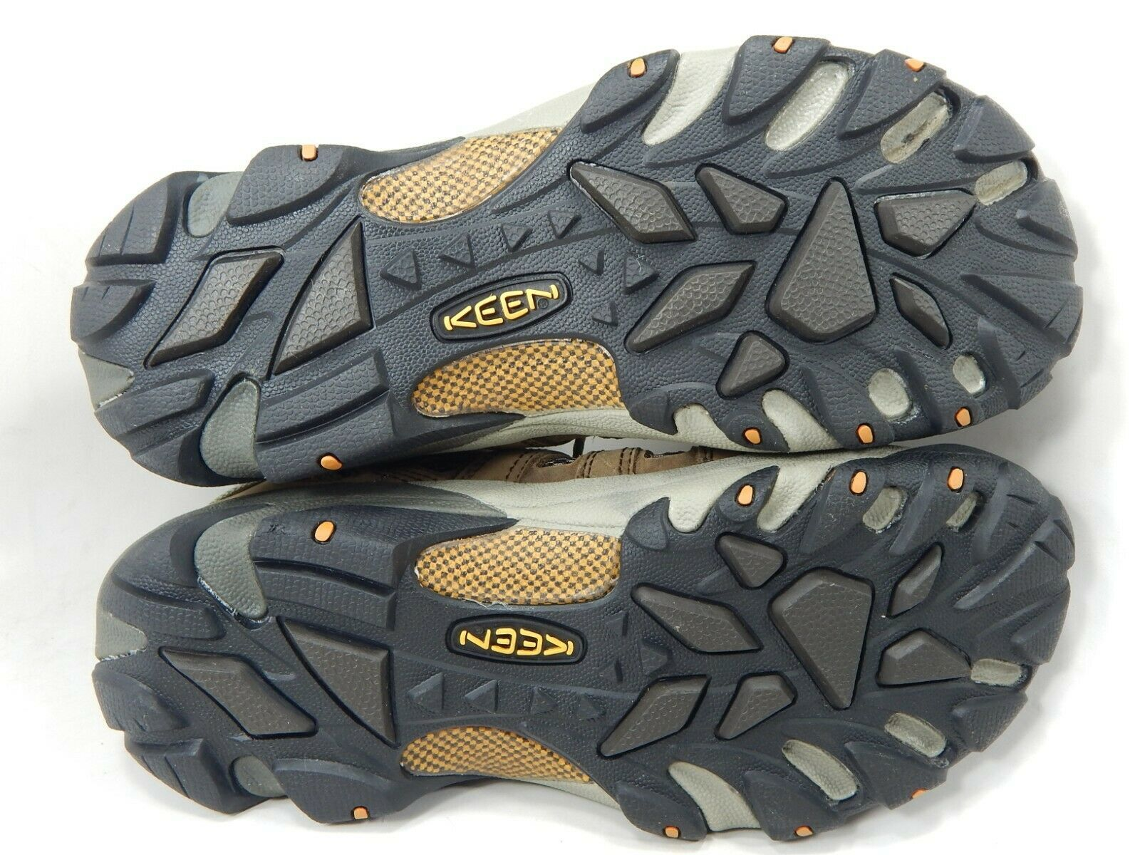 Keen Voyageur Low Top Size US 10.5 M (D) EU 44 Men's Trail Hiking Shoes Brown image 8
