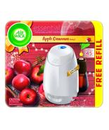 Air Wick Essential Mist Starter Kit (Diffuser + Refill), Apple Cinnamon ... - $16.95