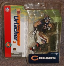 2004 McFarlane NFL Chicago Bears Brian Urlacher Action Figure New In The... - $34.99