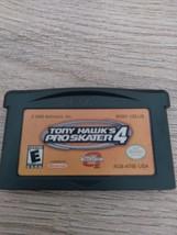 Nintendo Game Boy Advance GBA Tony Hawk's Pro Skater 4 image 2
