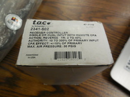 Schneider Electric 2341502 Receiver Controller Single or Dual Input CPA New image 2