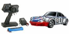 Tamiya Porsche 911 Carrera w/ VOLTAGE CONVERTER1:10 XB RTR Ready To Run ... - $6.556,49 MXN