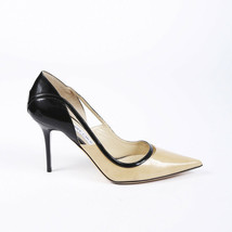 Jimmy Choo Leather Pointed Pumps SZ 38.5 - $285.00