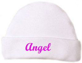 """Preemie & Newborn """"Angel"""" Baby Hat - $10.00"""