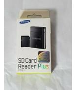 OEM MOBILE ENHANCEMENT SAMSUNG SD CARD READER PLUS EPL-1PREBEGXAR  P30-PIN - $4.89