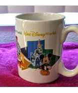 Walt Disney World Four Parks Grandpa Mug - $21.77