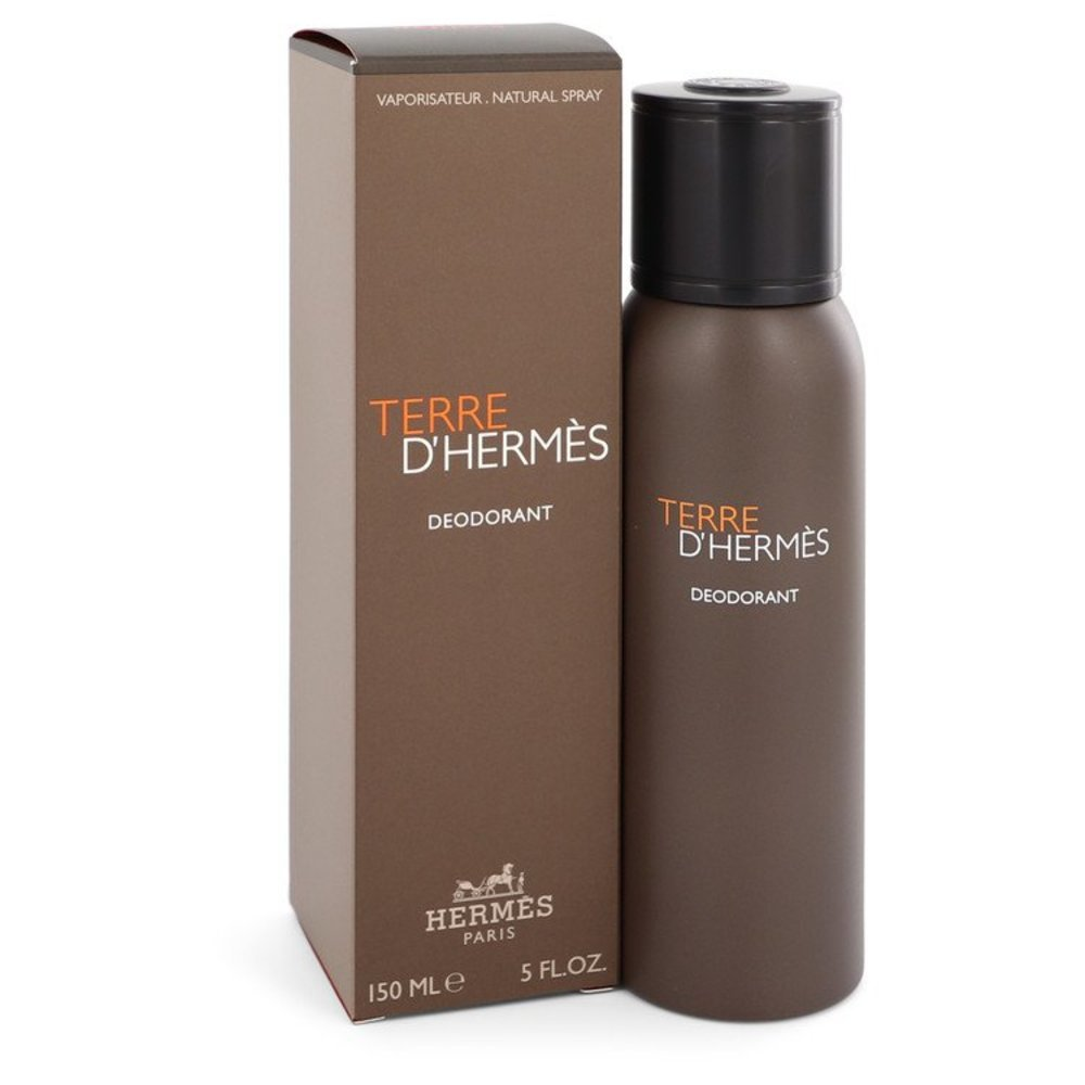 Terre D'hermes By Hermes Deodorant Spray 5 Oz For Men - $54.55